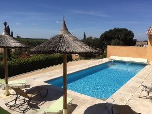 Les Oliviers du Verdon_La piscine